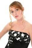 год девушки красивейшего платья официально 14 старых Стоковая Фотография