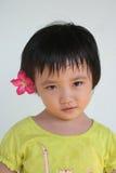 год девушки цветка Стоковые Фото