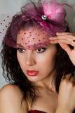 год женщины costume масленицы новый Стоковые Изображения RF