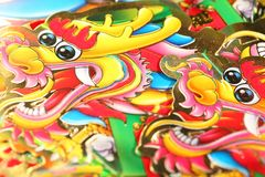 год китайского украшения новый традиционный Стоковые Фото
