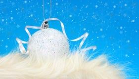 год орнамента рождества новый Стоковое Фото