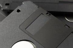 Год сбора винограда гибкого магнитного диска стоковые изображения rf