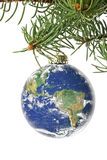 год украшения новый s рождества Стоковое Изображение RF
