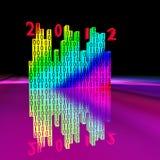 год 2012 выравнивателя Стоковые Изображения