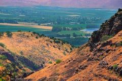 Голанская высота стоковое фото