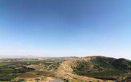 Голанские высот Стоковое фото RF