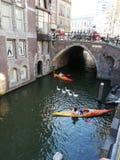 Голландия Utrecht стоковая фотография rf