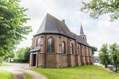 Голландская протестантская церковь стоковые изображения