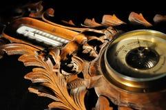 Голландский барометр Стоковые Фотографии RF
