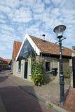 Голландский дом на Texel Стоковая Фотография