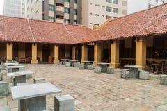 Голландский предел покупок больницы в Коломбо, Lan Sri стоковое изображение