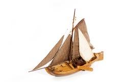 голландский старый корабль Стоковое Фото