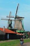 голландский уклад жизни стоковое фото rf