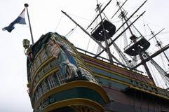 голландское galleon Стоковое Изображение RF