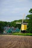 голландское villlage стоковое изображение rf