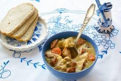 голландский суп гороха Стоковые Изображения RF