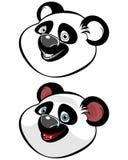 Голова панды Стоковая Фотография RF