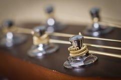 Головка гитары Стоковое Изображение RF