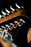 головка гитары Стоковые Изображения RF