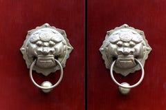 головка двери стоковая фотография