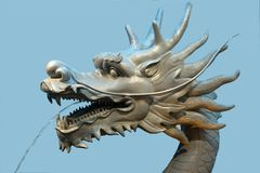 Головка дракона Стоковая Фотография RF
