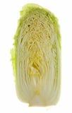 головка капусты половинная Стоковая Фотография RF