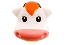головка коровы Стоковая Фотография