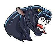 Головка пантеры Стоковая Фотография RF
