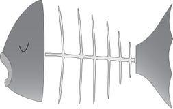 головка рыб иллюстрация вектора