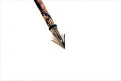 головка стрелки обширная стоковое изображение rf