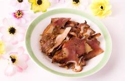 головка s еды икры китайская традиционная Стоковое Изображение RF