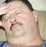 головная боль Стоковое Изображение RF