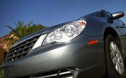 головная лампа автомобиля Стоковые Фото
