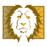 головной львев Стоковое Фото