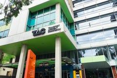 Головной офис комиссии ДТП в Geelong, Австралии стоковые изображения