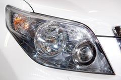 головной свет Стоковая Фотография RF