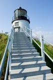головной сыч s маяка Стоковое Фото