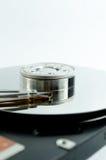 Головной читатель жёсткия диска Стоковые Фотографии RF