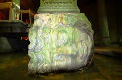 головной medusa Стоковая Фотография