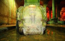 головной medusa Стоковое Изображение