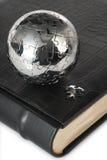 головоломка глобуса книги Стоковое Фото