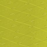 головоломка золота Стоковое Изображение RF