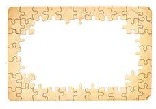 головоломка рамки иллюстрация штока