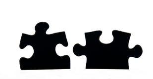 головоломка частей стоковое изображение