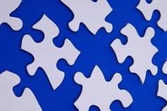 головоломка частей стоковое изображение rf