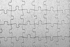 головоломка части Стоковое Изображение