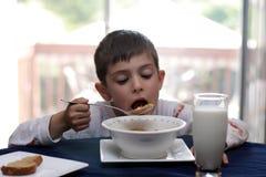 голодно Стоковая Фотография RF