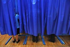 Голосовать людей Стоковая Фотография RF