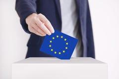 голосовать Стоковые Изображения