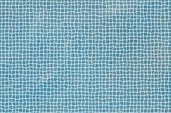 Голубая белая повторяющийся геометрическая предпосылка картины иллюстрация вектора